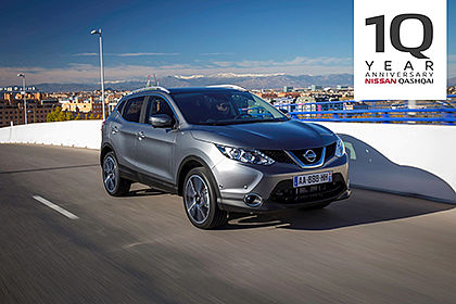 The Qashqai story: necessity is the mother of innovation